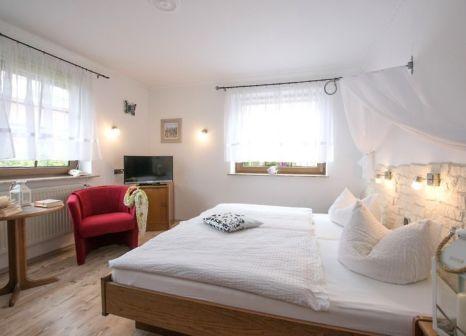 Hotelzimmer mit Tischtennis im Pension Deichgraf