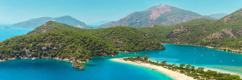 Türkische Riviera p.P. ab 100 €