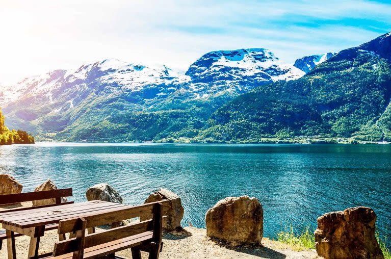 Urlaub am See in Deutschland & Europa - Urlaubsziele am See  weg.de