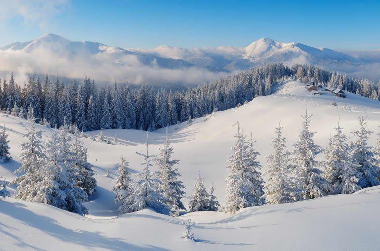 Winterurlaub 2021 Sonne