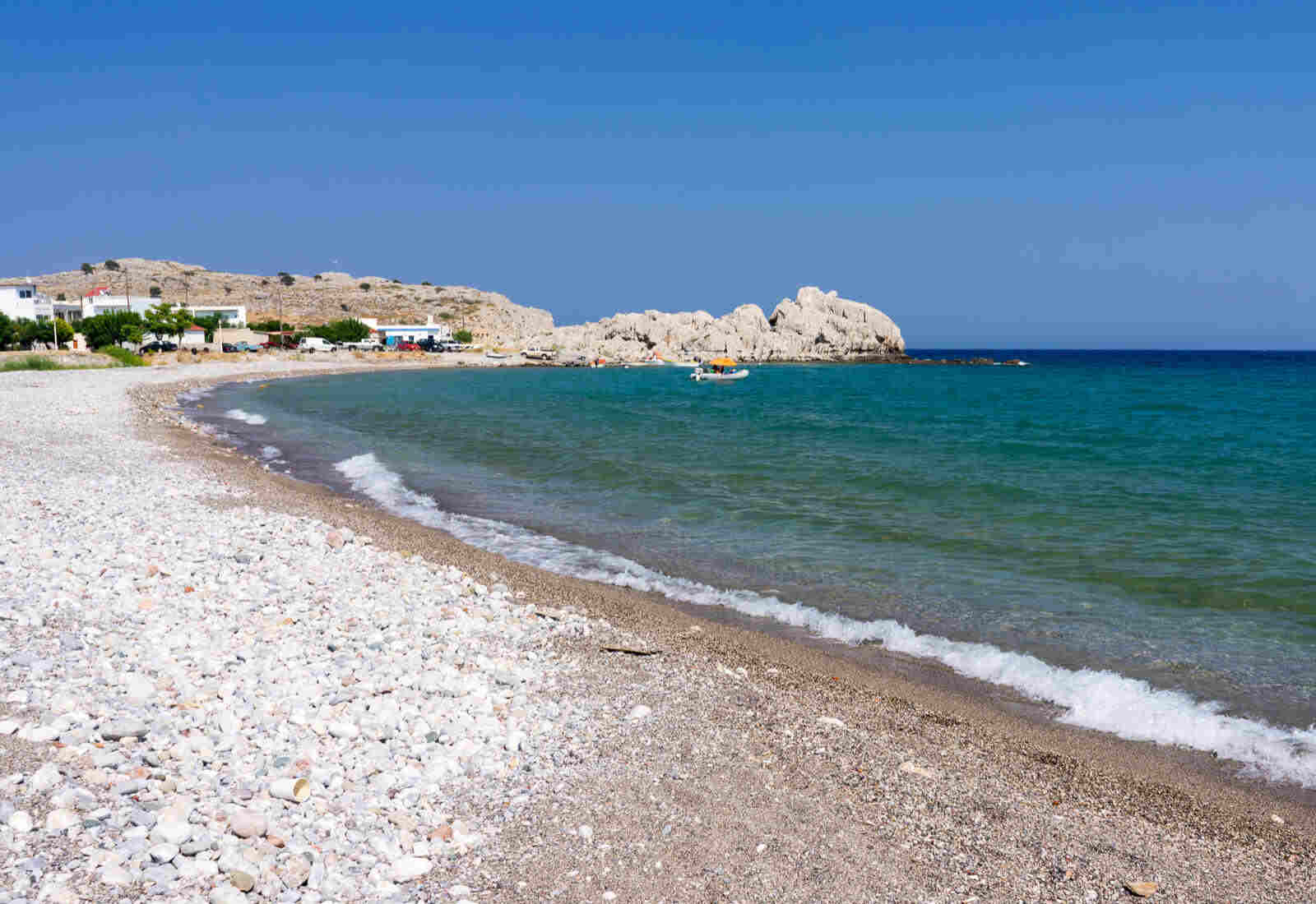 Rhodos Karte Strände.Die Schönsten Strände Auf Rhodos Strandurlaub Rhodos Weg De