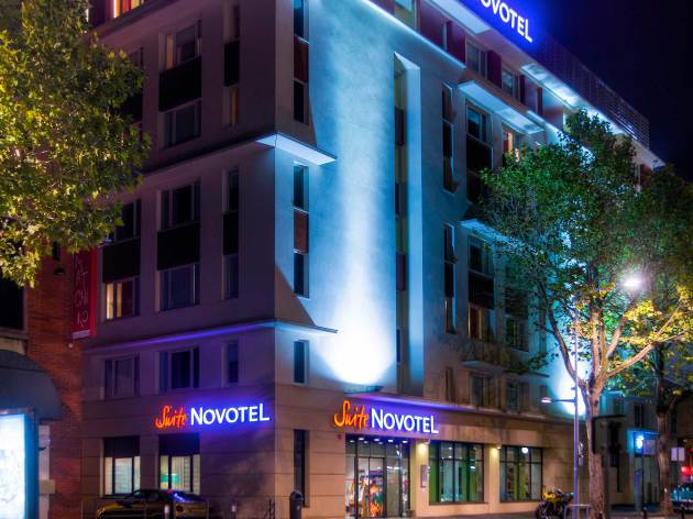 Novotel Suites Clermont Ferrand Polydome Hotel Clermont Ferrand