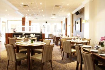 Holiday Inn Gosforth Park Restaurant Menu
