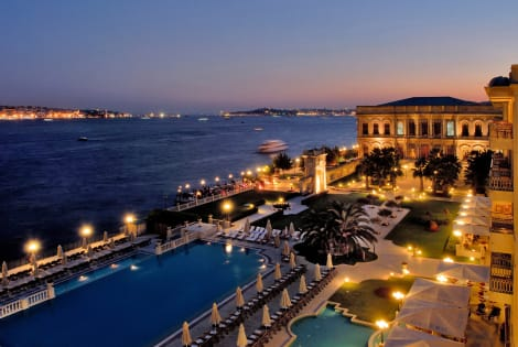 HotelCiragan Palace Kempinski Istanbul
