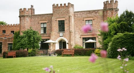 Crabwall Manor Hotel and Spa Hotel