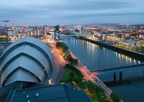 Hotel Crowne Plaza GLASGOW