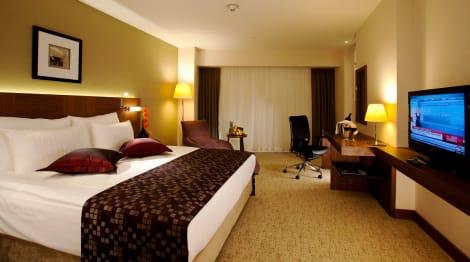 Hotel Crowne Plaza ISTANBUL - HARBIYE