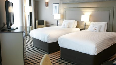 Hotel DoubleTree by Hilton Hotel Newcastle International Airport