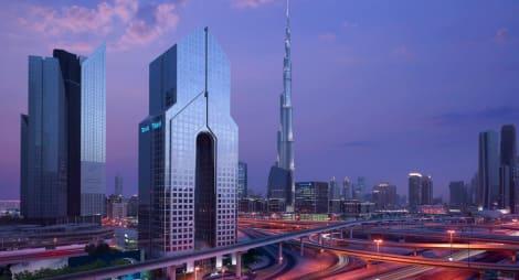 HotelDusit Thani Dubai