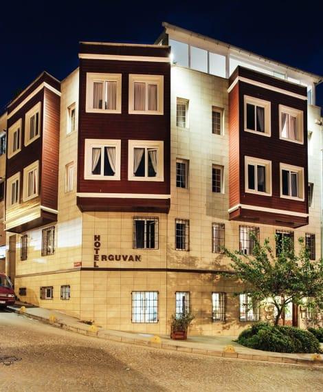 HotelErguvan Hotel - SPECIAL CLASS