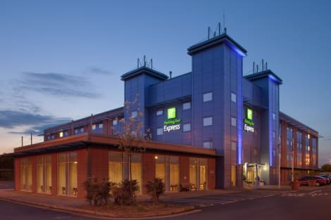 Holiday Inn Express OXFORD - KASSAM STADIUM Hotel