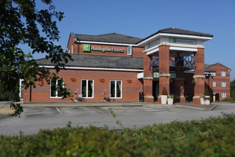 Holiday Inn Express MANCHESTER - EAST Hotel