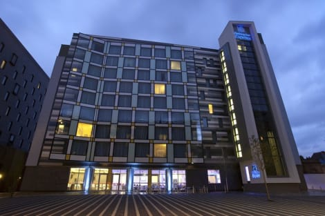 Holiday Inn Express MANCHESTER CITY CENTRE - ARENA Hotel