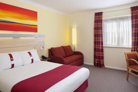 Hôtel Holiday Inn Express SOUTHAMPTON M27, JCT.7
