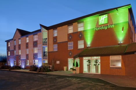 Holiday Inn MANCHESTER - WEST Hotel