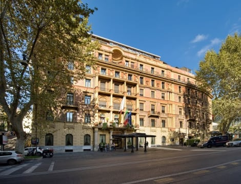 Hotel Hotel Ambasciatori Palace