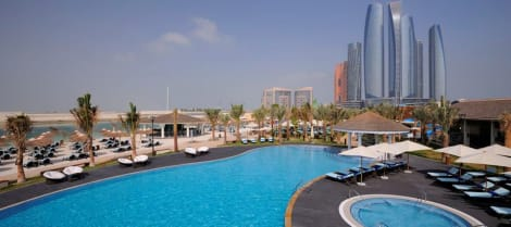 Hotel InterContinental Hotels ABU DHABI