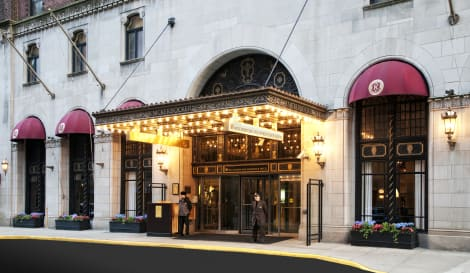 Hotel Millennium Knickerbocker Chicago