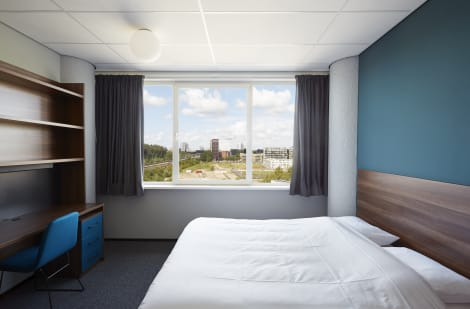 Hotel The Student Hotel Amsterdam West