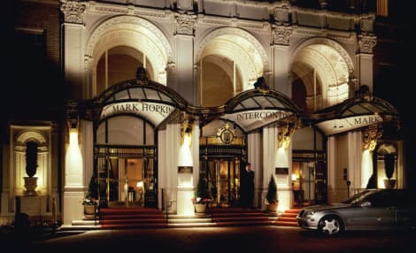 Hotel InterContinental Hotels MARK HOPKINS SAN FRANCISCO