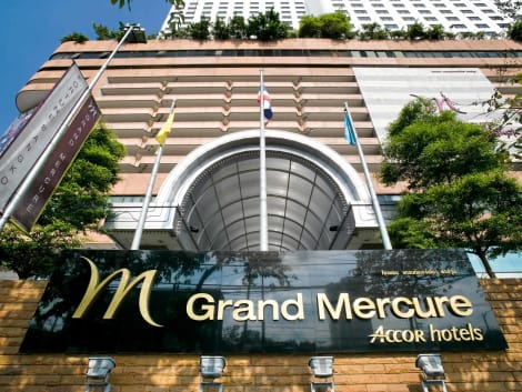 Grand Mercure Fortune Bangkok Hotel