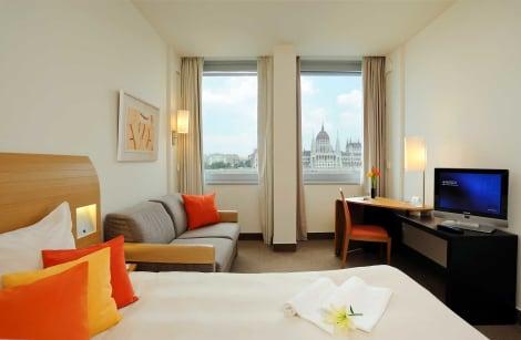 HotelNovotel Budapest Danube