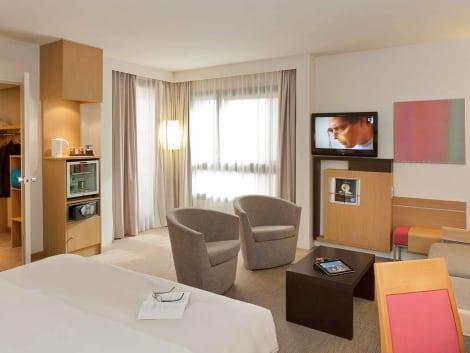 HotelNovotel Lyon Centre Part Dieu