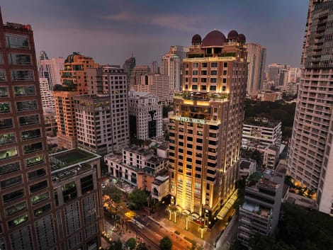 Hotel Hotel Muse Bangkok Langsuan - MGallery Collection
