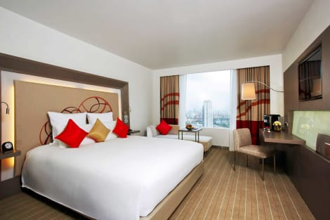 H tels bangkok partir de 30 h tels pas chers for Hotel pas cher bangkok avec piscine