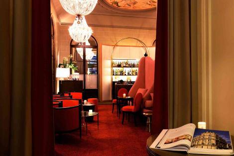 HotelHotel Carlton Lyon - MGallery By Sofitel