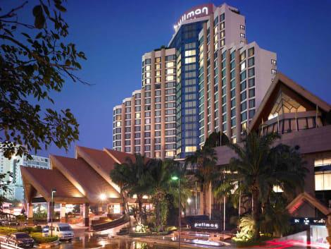 HotelPullman Khon Kaen Raja Orchid