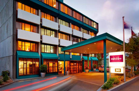 Hotel GRAND MERCURE and GRAND MERCURE WELLINGTON