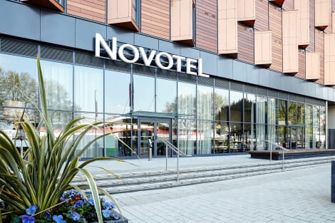 Hôtel Novotel London Wembley