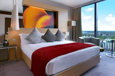 Hotel Hilton Manchester Deansgate