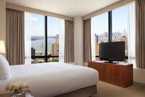 Hotel Millennium Hilton New York Downtown