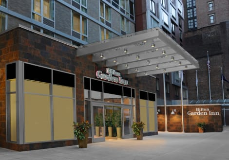 Hotel Hilton Garden Inn New York/West 35th Street
