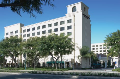 Hotel DoubleTree Suites by Hilton Hotel Anaheim Resort - Convention Center