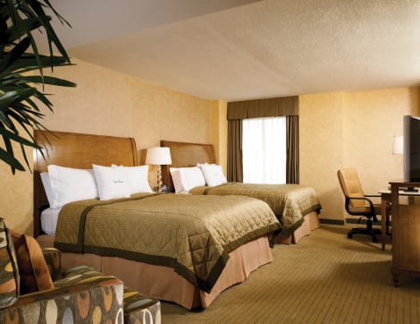 DoubleTree Suites by Hilton Hotel Anaheim Resort - Convention Center Hotel