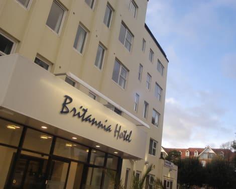 Hotel Britannia Bournemouth Hotel
