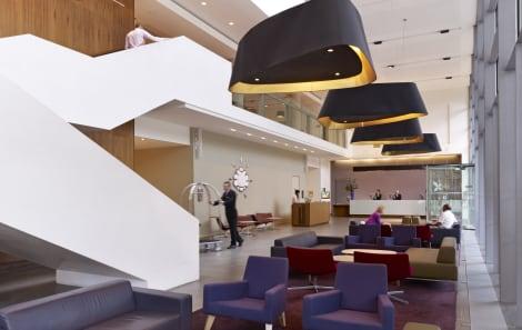 Hotel Doubletree By Hilton Hotel Leeds City Centre