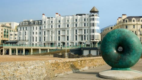 Brighton hotels from 29 cheap hotels for Hotels with swimming pools in brighton