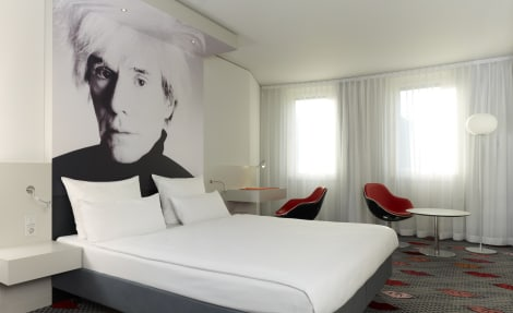 art'otel berlin kudamm, by park plaza Hotel