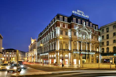 HotelHotel Avenida Palace