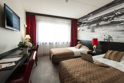 Hotel Bastion Hotel Amsterdam Airport