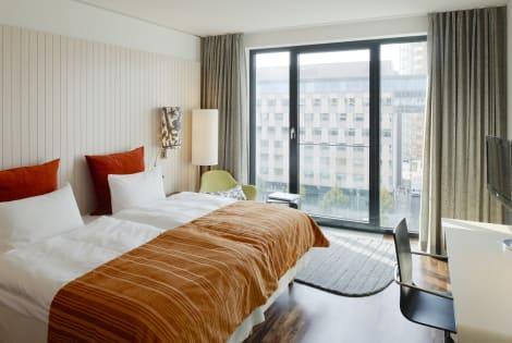 Hotel Scandic Berlin Potsdamer Platz