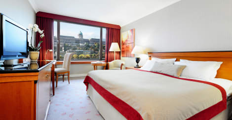 Hotel InterContinental Hotels BUDAPEST