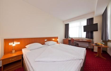 Hotel Novum Hotel Belmondo Hamburg Hbf.