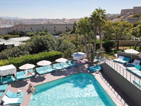 HotelNovotel Marseille Vieux Port