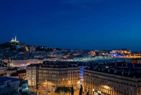 HotelHôtel Mercure Marseille Centre Vieux Port