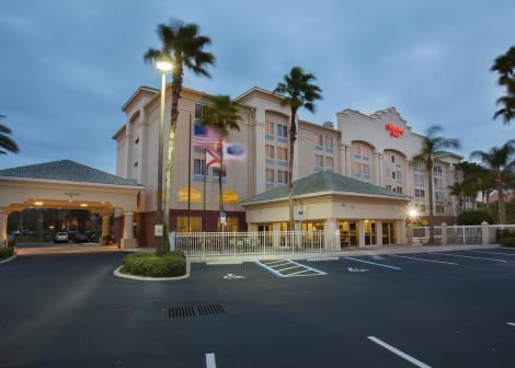 Hampton Inn Orlando/Lake Buena Vista Hotel